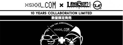 XSXXL.COM x LAM SUET