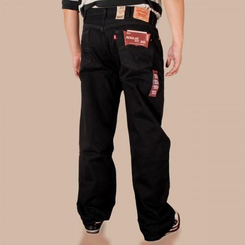 Regular Fit 505 505-0260 - Black