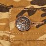 8P Combat Short - Camo Khaki