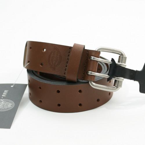 Two Hole Bridle Jean Belt - Tan