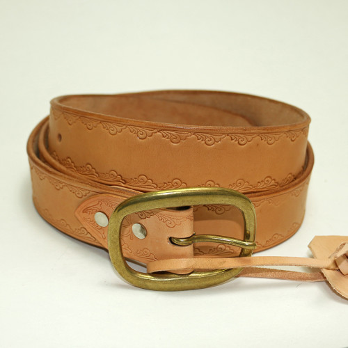TLF102 Belt - Brown