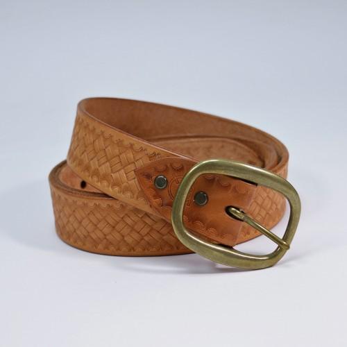 TLF103 Belt - Brown