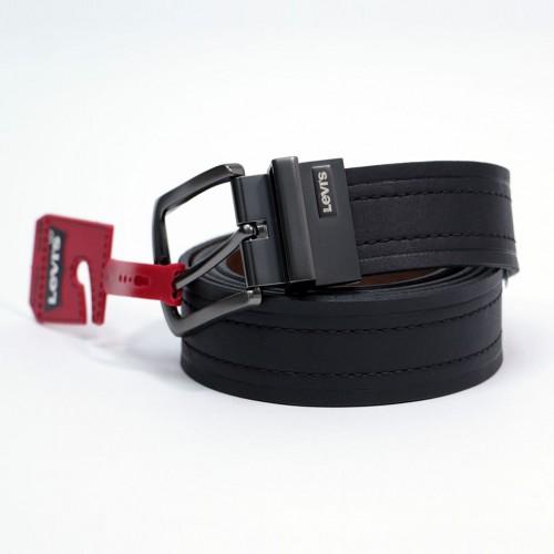 Reversible Belt - Black/Tan