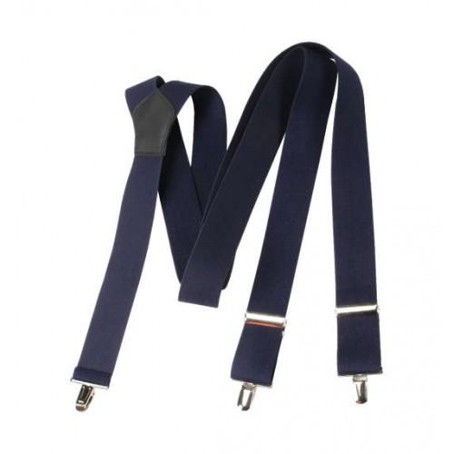 Suspenders Belt - Navy