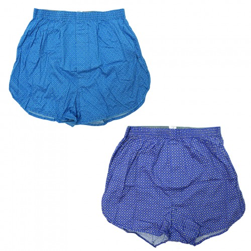 100% Cotton Antibacterial Comfortable Trunks Set