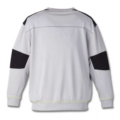 Esther Heather Back Crew Trainer - White