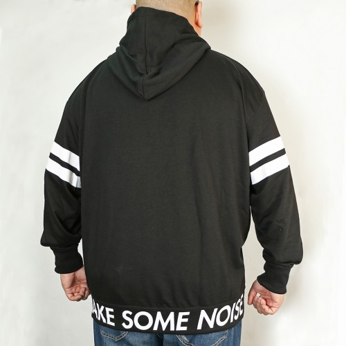 Make Some Noise Hoodie - Black