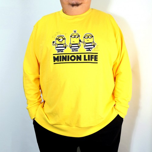 Minions Life Crew Trainer - Yellow
