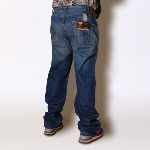 503 Regular Straight Jeans 503-146 - Raw Vintage