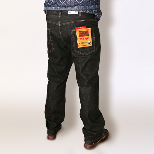 Classic Regular Denim - Double Black