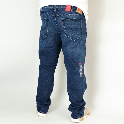 541 Athletic Straight Fit Jeans - Husker