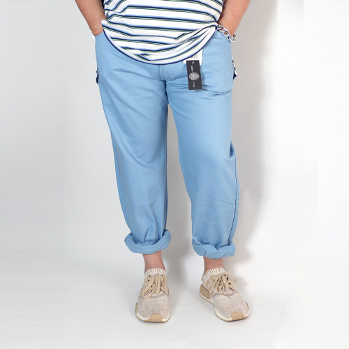 Off Road Overdye Jean - Light Blue
