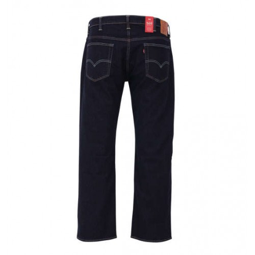 569 Loose Stright Denim Jeans - Indigo