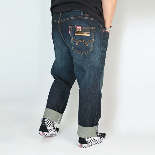 504 Loose Straight Denim - Vintage