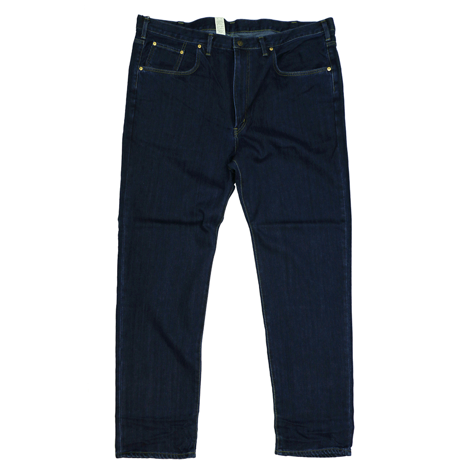 503 Grand Denim Regular Straight Jeans - Navy