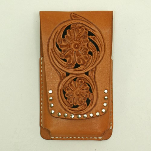 TLF003 Phone Case - Brown