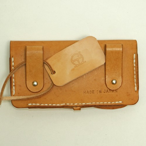 TLF004 Phone Case - Brown