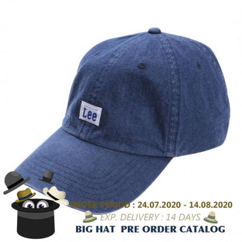 Denim Cap - Blue