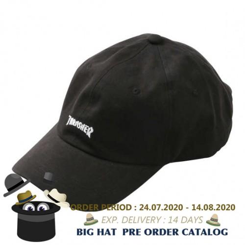 Mag Logo Cap - Black