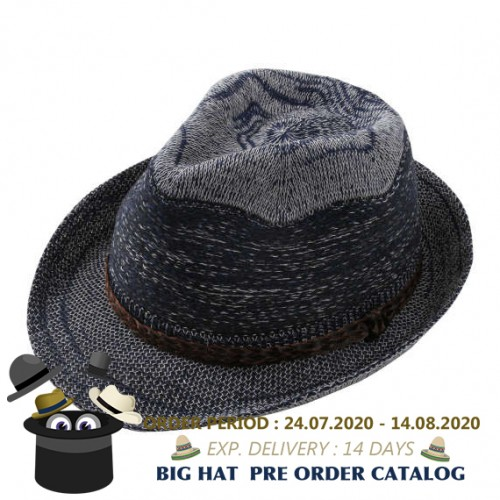 Ester Thermo Hat - Navy