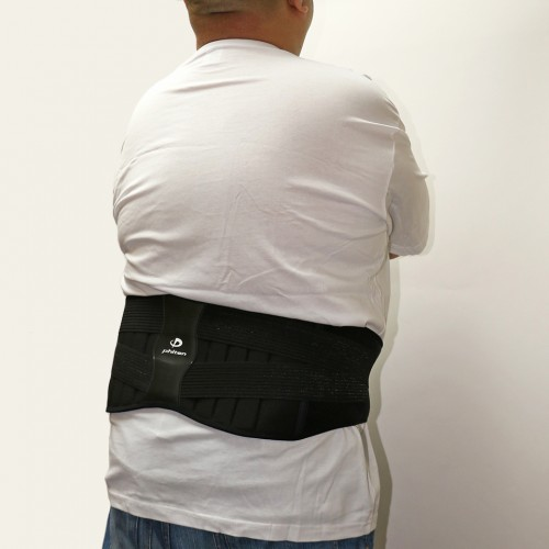 Pain Relief Back Support Belt - Black