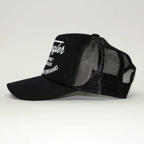 Motocycles Cap - Black
