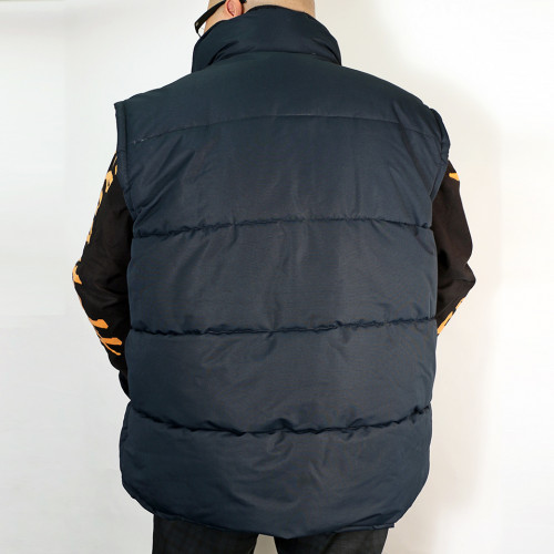 Bubble Vest - Navy