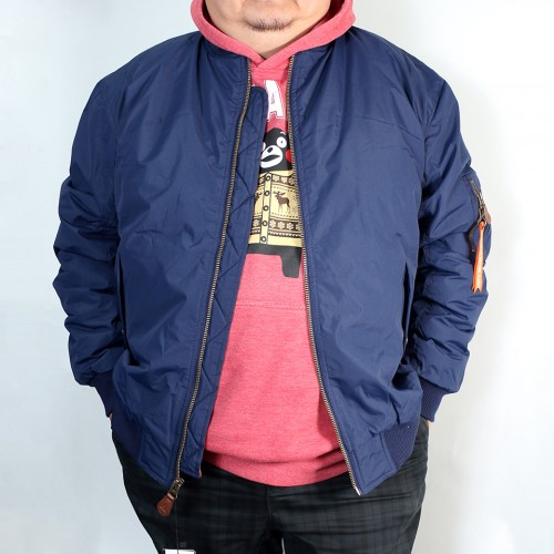 MA-1 Flight Jacket - Navy