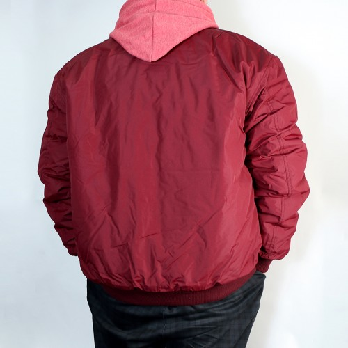 MA-1 Flight Jacket - Wine