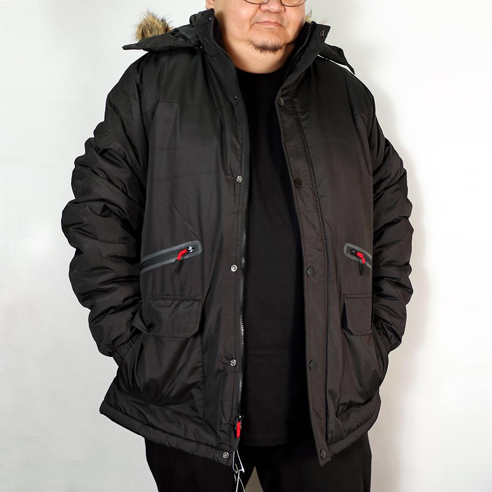 Parka Jacket - Black
