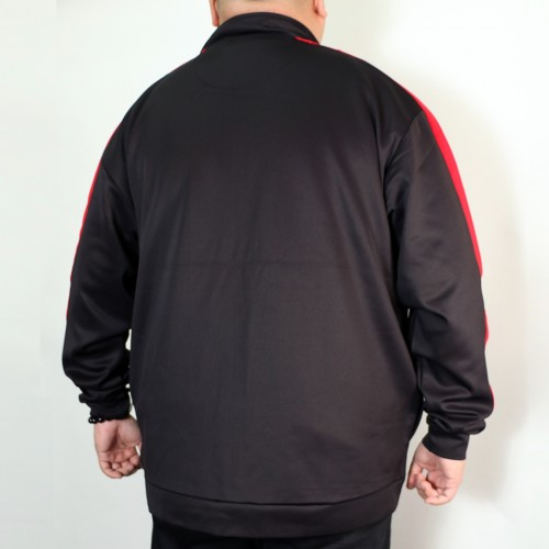Basic Track Jacket - Black