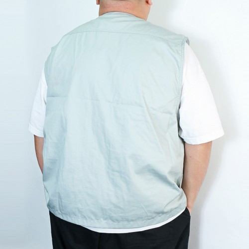 Working Vest - Earth Green