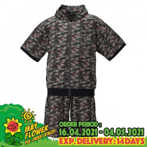 Camouflage all print set - Camo
