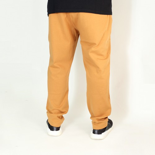 French Terry Pants - Ocher