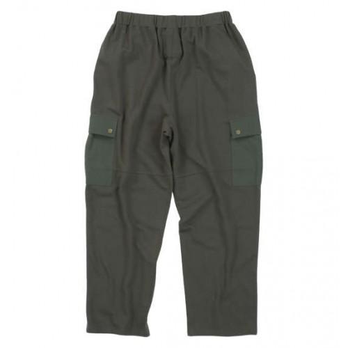 Casual Cargo Pants - Green