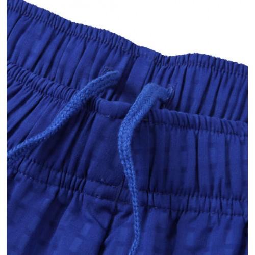 Grid Cross Training Pants - Blue