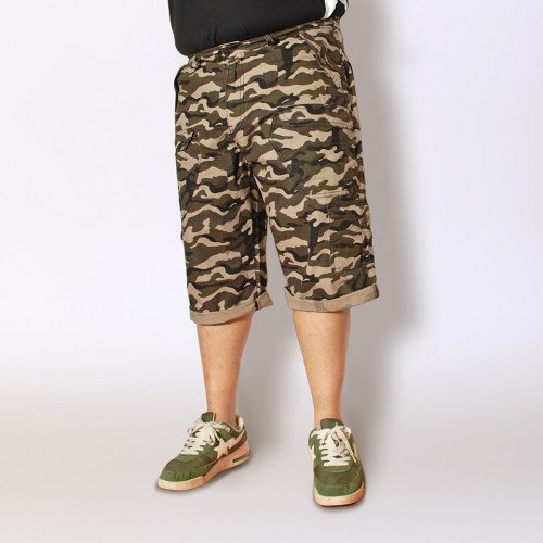 8P Combat Short - Camo Light