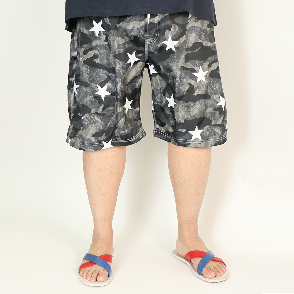 Midsum Boardshorts - Summer Star