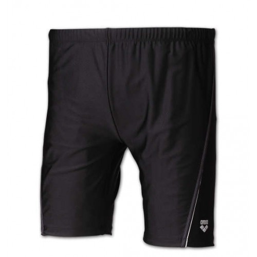 Simple Swim Pants - Black