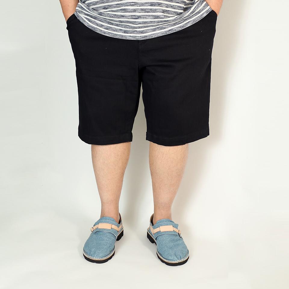 Stretch Lightweight Shorts - Black
