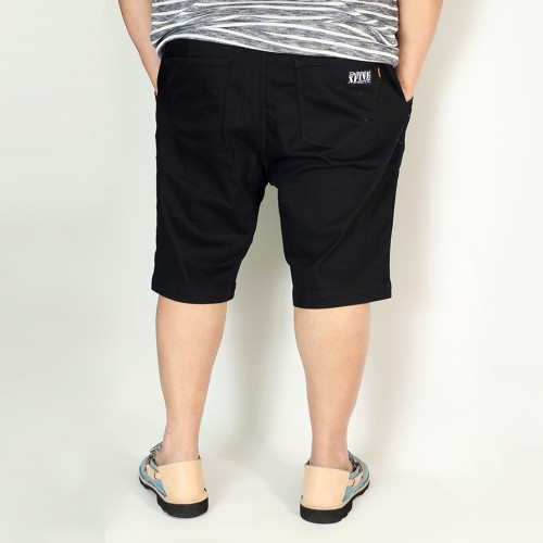 Stretch Lightweight Shorts - Black
