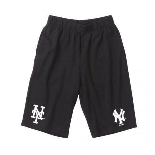 NY & NY Shorts - Black
