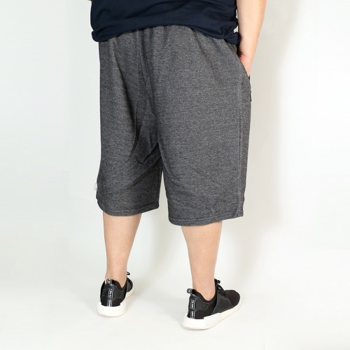 Pockets Simple Shorts - Charcoal