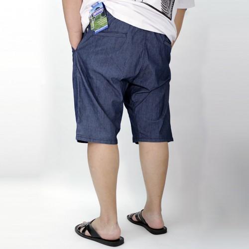 Stretch Climbing Shorts - Denim