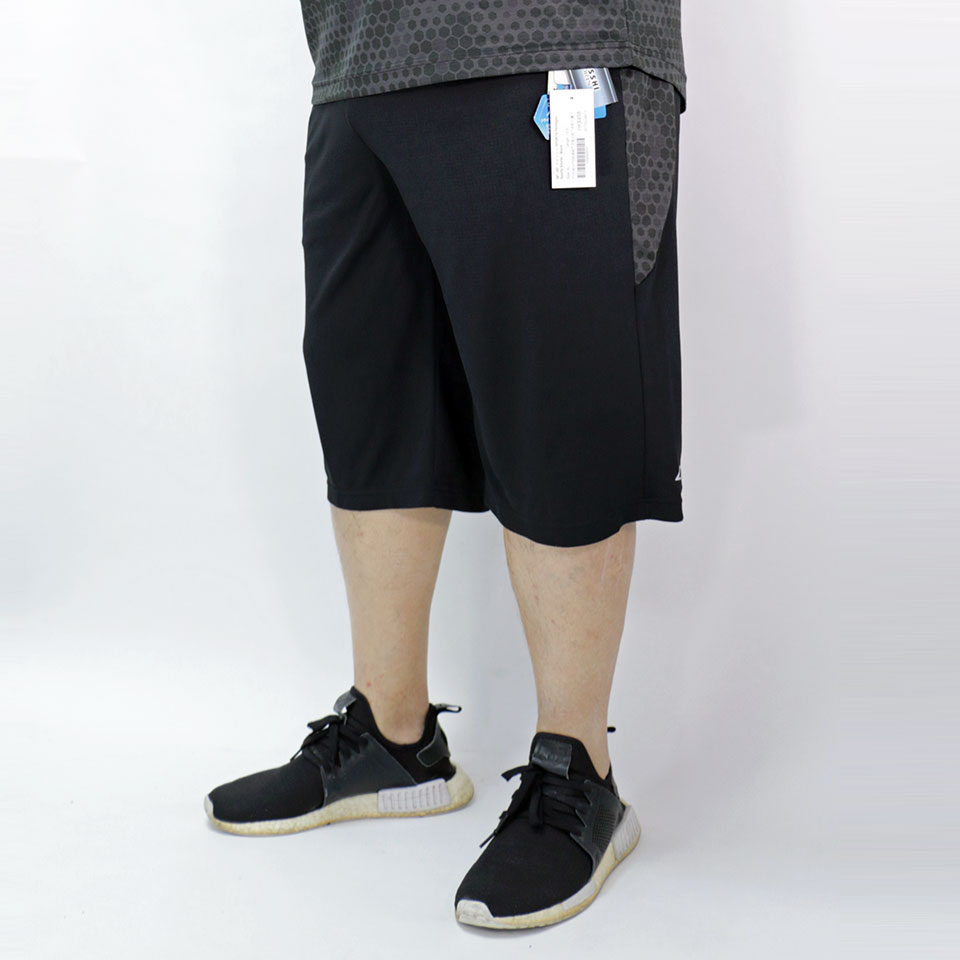 Pentagon Sports Shorts - Black