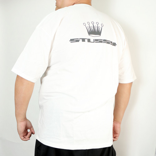 Crowned Tee - White