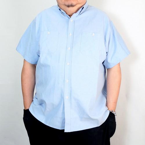 Oxford S/S Shirt - Light Blue