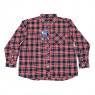 Long Sleeve B.D. Shirt - Navy/Red