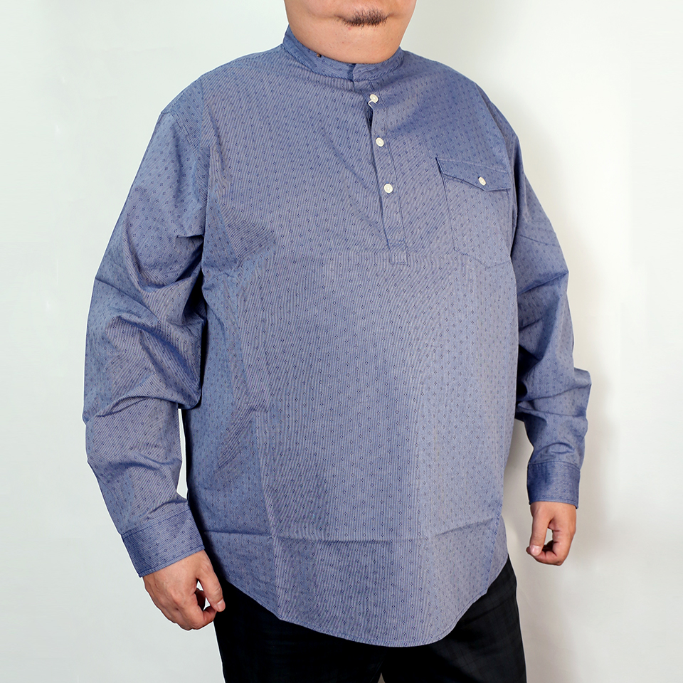 Bootboy Chambray Shirt - Blue Rain