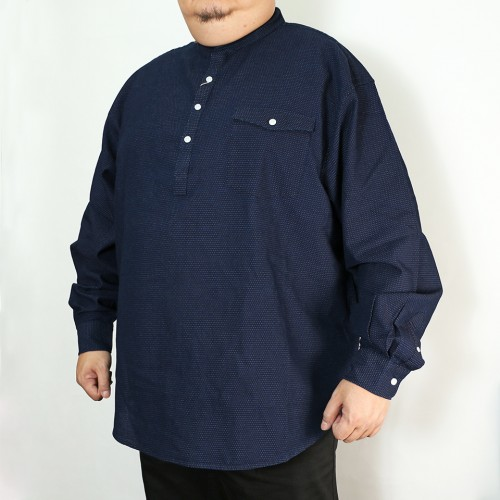Bootboy Chambray Shirt - Star Night